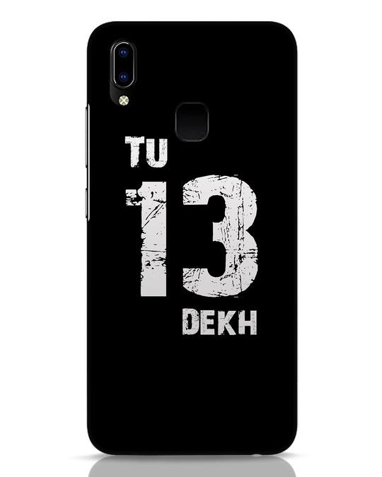Shop Tu 13 Dekh Vivo Y93 Mobile Cover-Front