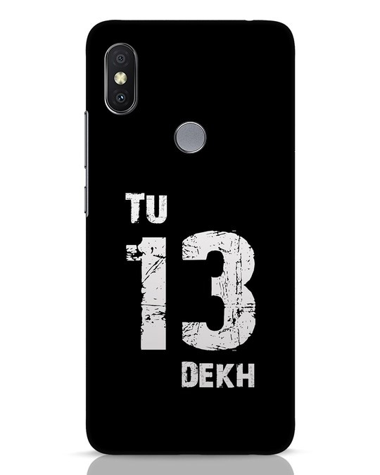Shop Tu 13 Dekh Xiaomi Redmi Y2 Mobile Cover-Front