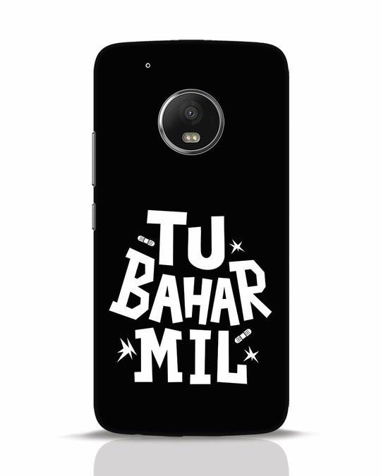 Shop Tu Bahar Mil Moto G5 Plus Mobile Cover-Front