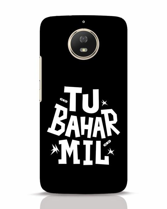 Shop Tu Bahar Mil Moto G5s Mobile Cover-Front