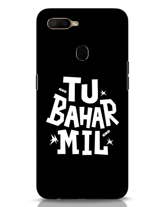 Shop Tu Bahar Mil Oppo A5s Mobile Cover-Front