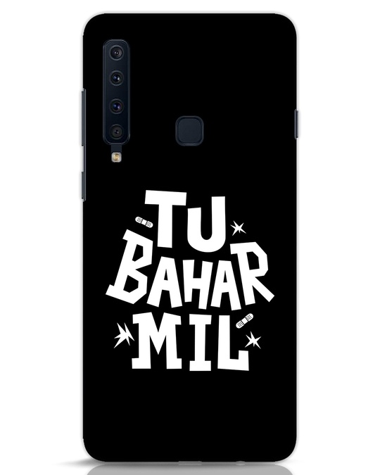 Shop Tu Bahar Mil Samsung Galaxy A9 2018 Mobile Cover-Front