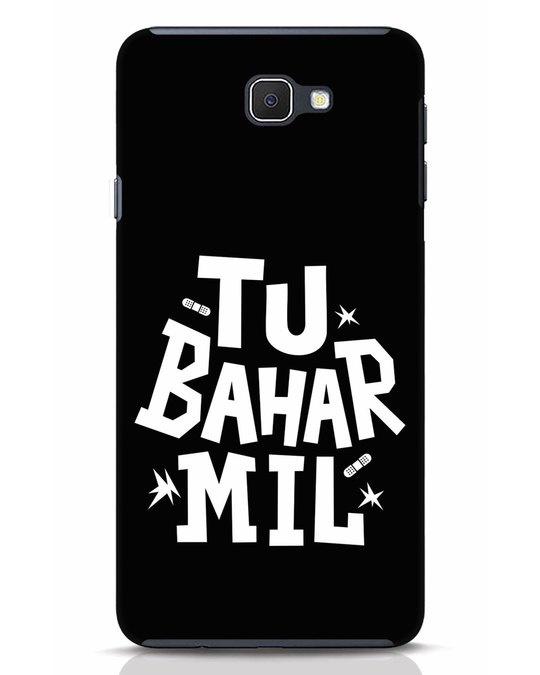 Shop Tu Bahar Mil Samsung Galaxy J7 Prime Mobile Cover-Front