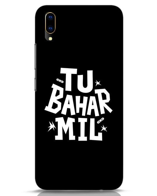 Shop Tu Bahar Mil Vivo V11 Pro Mobile Cover-Front