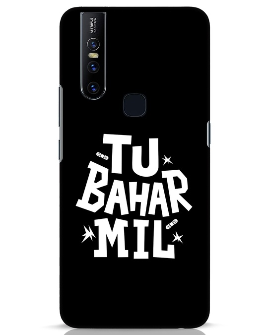 Shop Tu Bahar Mil Vivo V15 Mobile Cover-Front