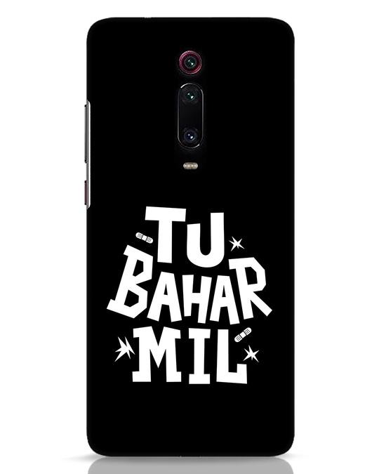 Shop Tu Bahar Mil Xiaomi Redmi K20 Mobile Cover-Front