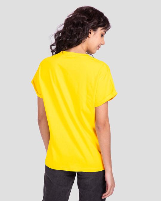 Shop Tweety Origami Boyfriend T-Shirt (LTL)-Full