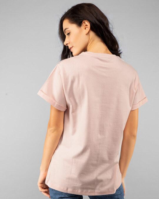 Shop Tweety origami Boyfriend T-Shirts (LTL)-Back