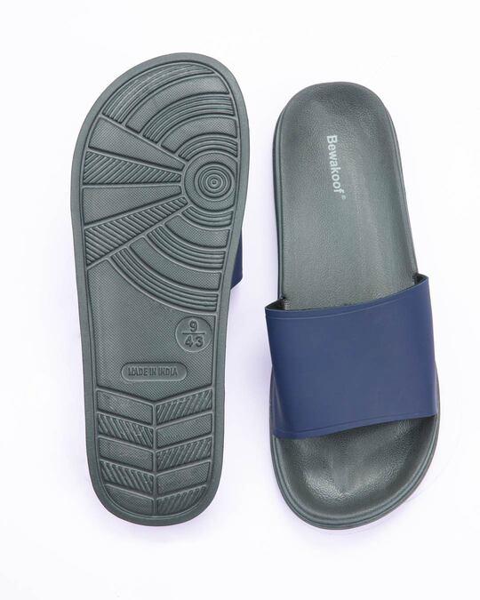 Shop Twilight Blue Lightweight Men's Slider-Full