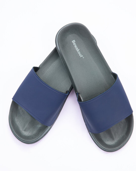 Shop Twilight Blue Lightweight Women's Slider-Front