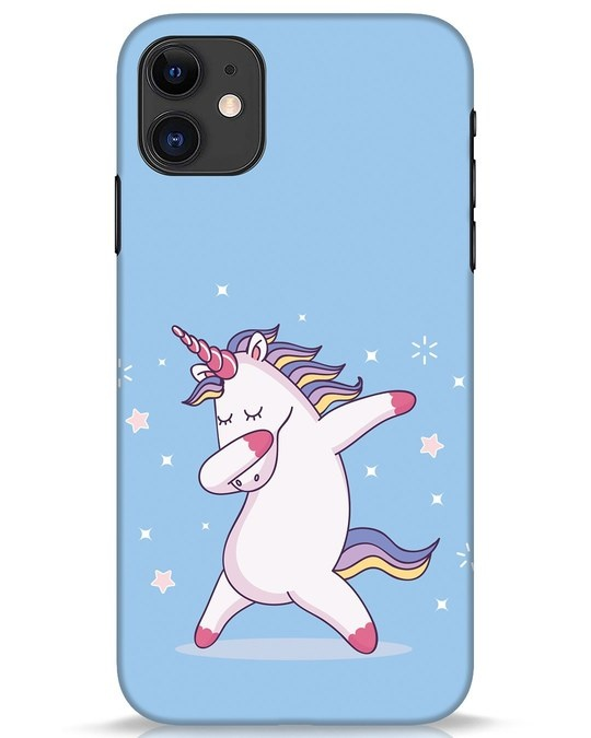 Shop Unicorn iPhone 11 Mobile Cover-Front