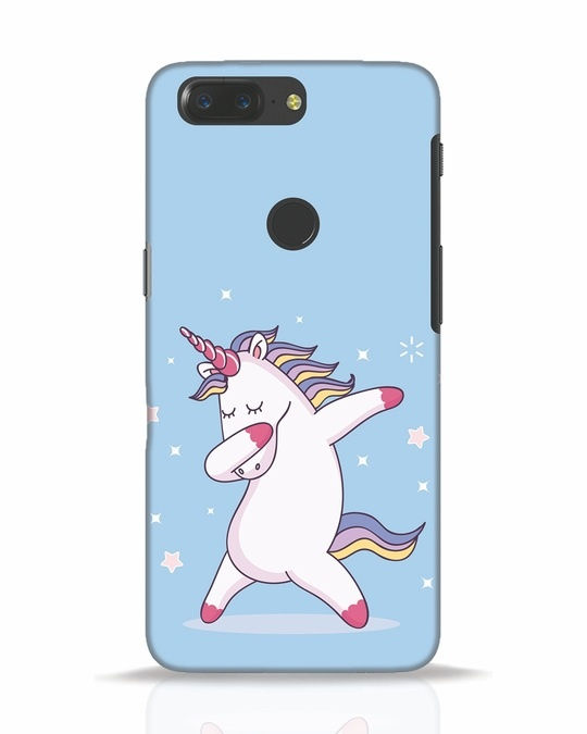 Shop Unicorn OnePlus 5T Mobile Cover-Front