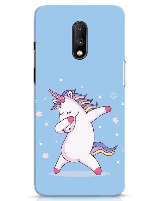Shop Unicorn OnePlus 7 Mobile Cover-Front