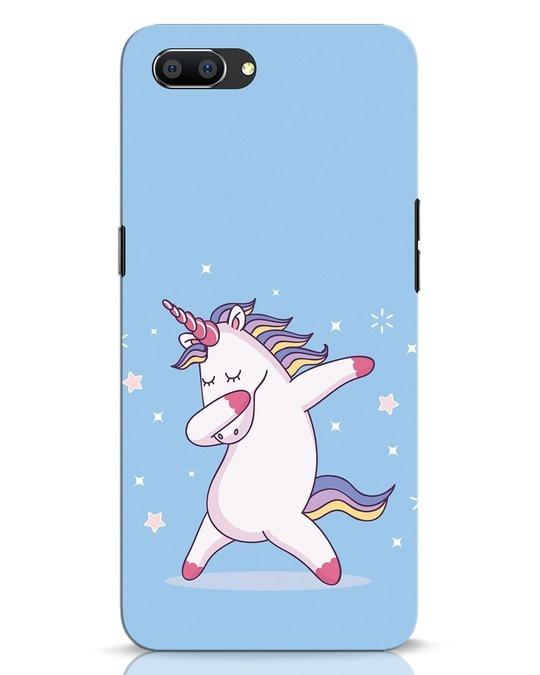 Shop Unicorn Realme C1 Mobile Cover-Front