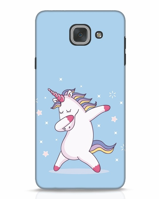 Shop Unicorn Samsung Galaxy J7 Max Mobile Cover-Front