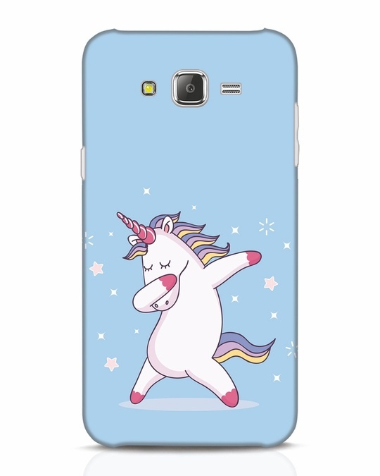 Shop Unicorn Samsung Galaxy J7 Mobile Cover-Front