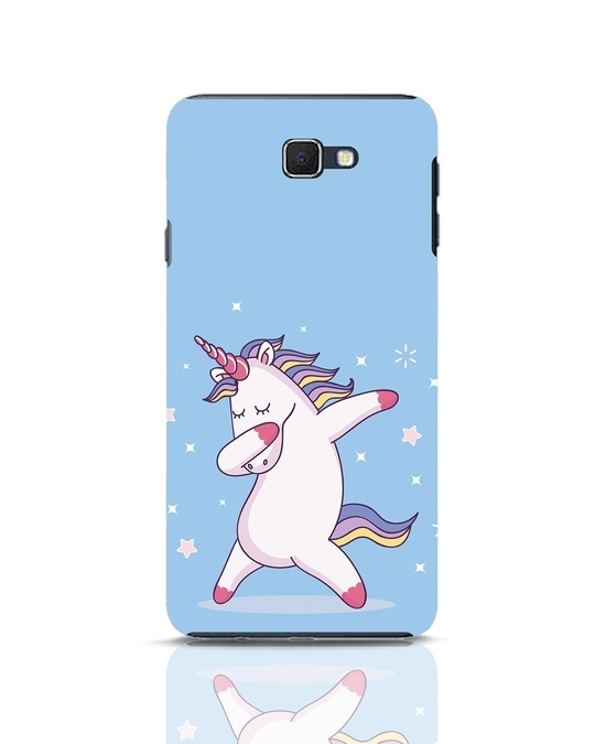 Shop Unicorn Samsung Galaxy J7 Prime Mobile Cover-Front
