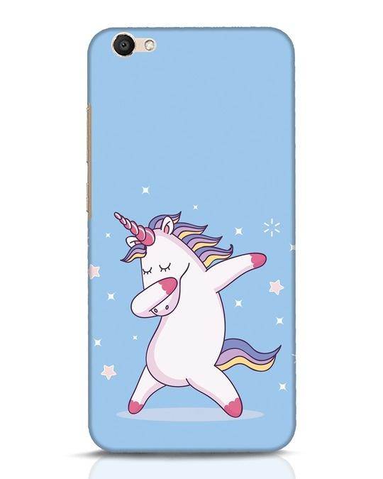 Shop Unicorn Vivo V5 Mobile Cover-Front