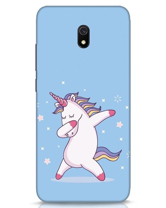 Shop Unicorn Xiaomi Redmi 8A Mobile Cover-Front