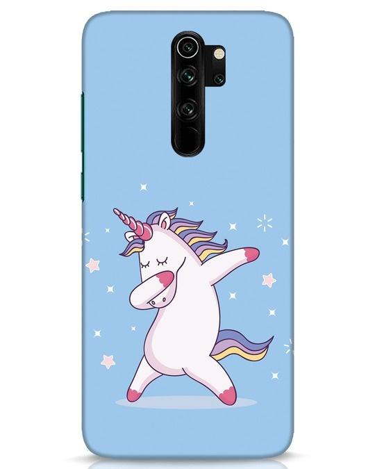 Shop Unicorn Xiaomi Redmi Note 8 Pro Mobile Cover-Front