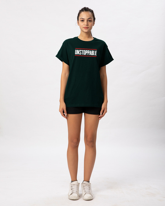 Shop Unstoppable Boyfriend T-Shirt