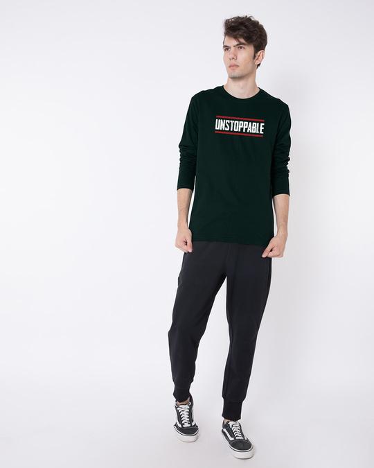 Shop Unstoppable Full Sleeve T-Shirt