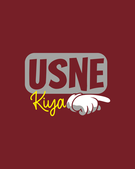 Shop Ussne Kiya Right Round Neck 3/4 Sleeve T-Shirts