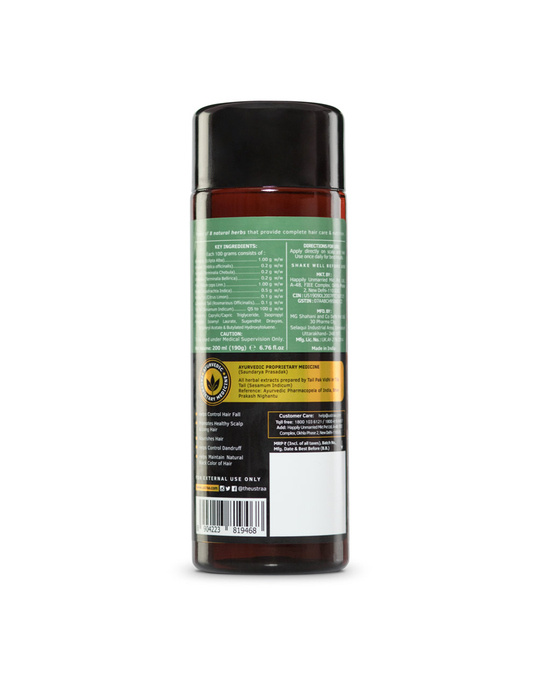 Shop Ayurvedic Hair Oil   200ml-Design