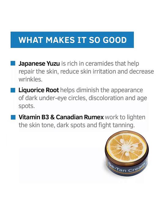 Shop De Tan Face Cream   50g-Full
