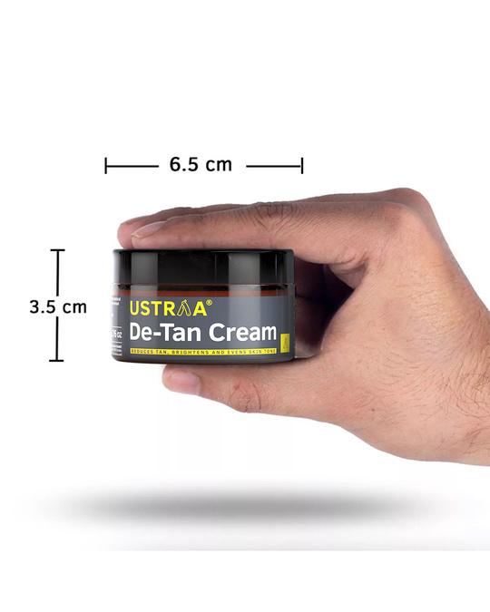 Shop De Tan Face Cream   50g