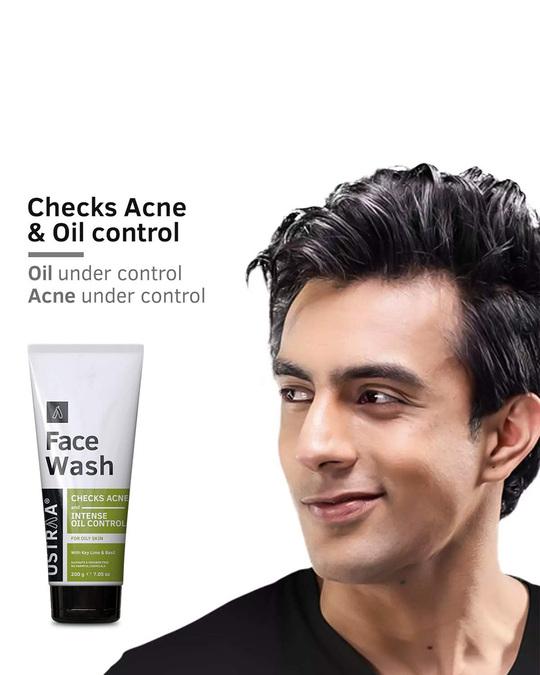 Shop Face Wash Oily Skin   200g-Design
