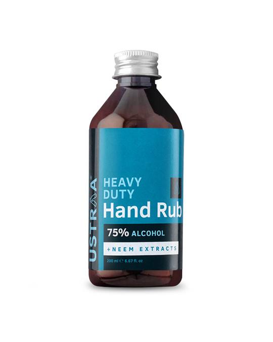 Shop Heavy Duty Hand Rub (Works Like Sanitizer)   200 Ml   Set Of 4-Back