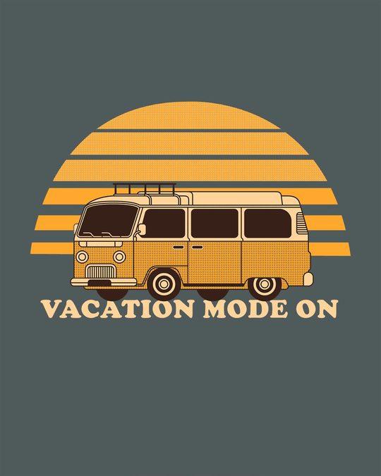 Shop Vacation Mode On Boyfriend T-Shirt