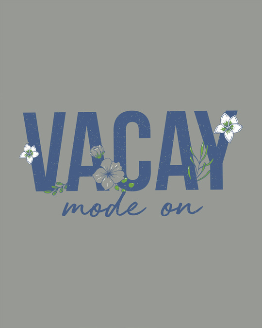 Shop Vacay Mode Boyfriend T-Shirt