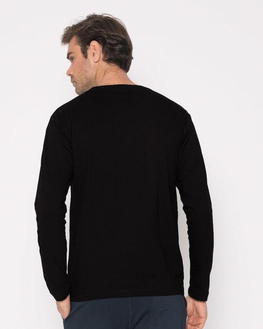 Shop Vada Pav Full Sleeve T-Shirt-Full