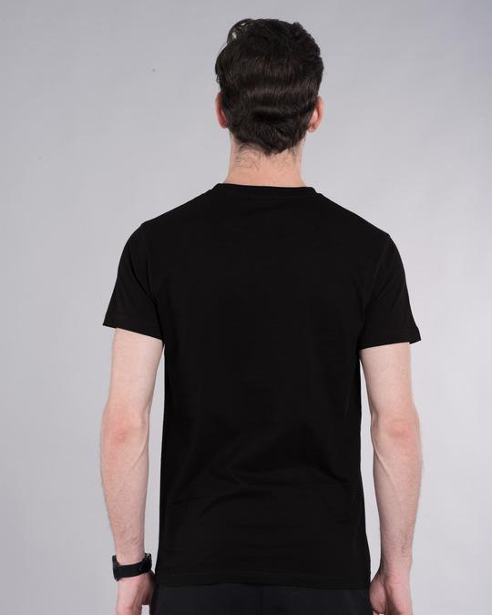 Shop Vader Out Of Darkness Half Sleeve T-Shirt (SWL)-Back