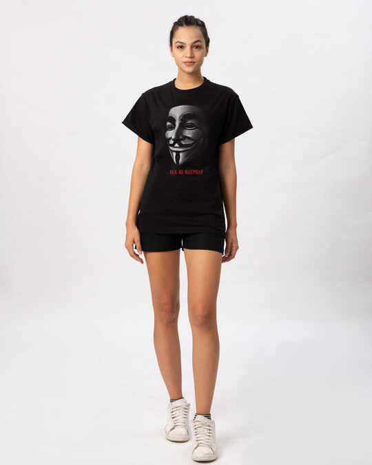 Shop Vendetta Bulletproof Boyfriend T-Shirt