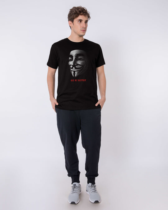 Shop Vendetta Bulletproof Half Sleeve T-Shirt