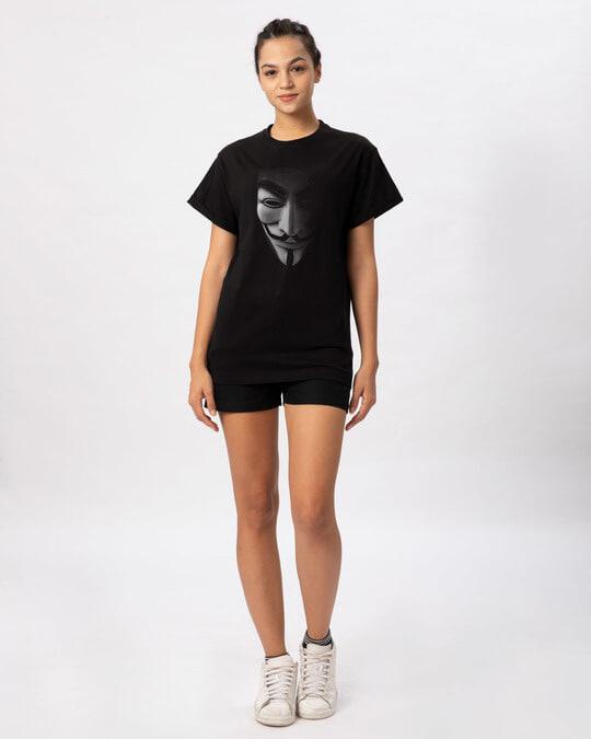 Shop Vendetta Shadows Boyfriend T-Shirt