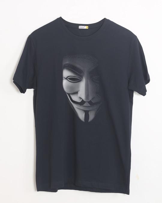 Shop Vendetta Shadows Half Sleeve T-Shirt-Front
