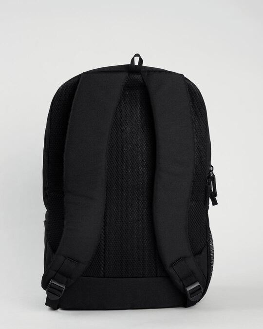 Shop Venom Char (SPL) Laptop Backpack Black-Full