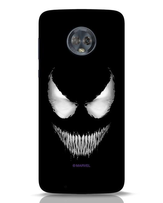 Shop Venom Moto G6 Mobile Cover (SPL)-Front
