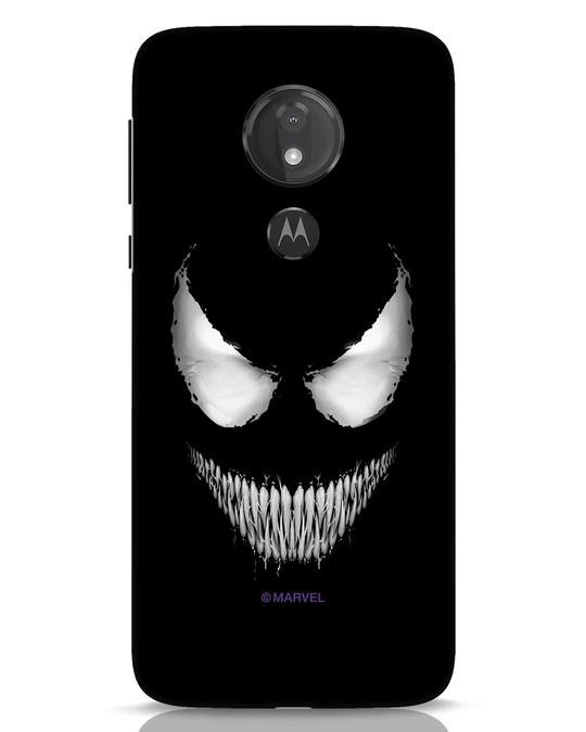 Shop Venom Moto G7 Power Mobile Cover (SPL)-Front
