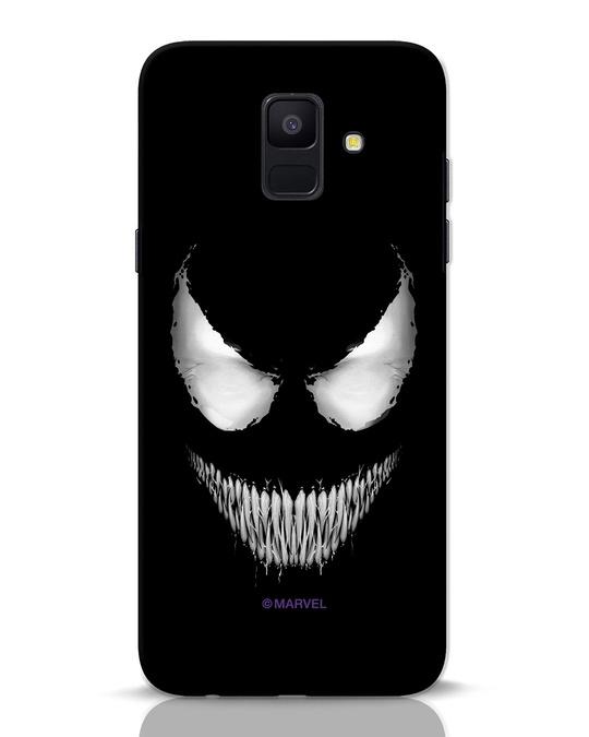 Shop Venom Samsung Galaxy A6 2018 Mobile Cover (SPL)-Front