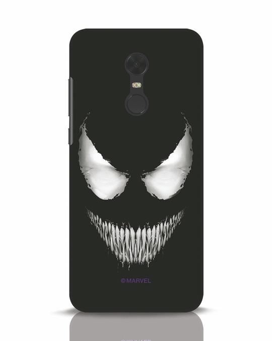 Shop Venom Xiaomi Redmi Note 5 Mobile Cover (SPL)-Front