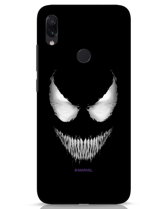 Shop Venom Xiaomi Redmi Note 7s Mobile Cover (SPL)-Front