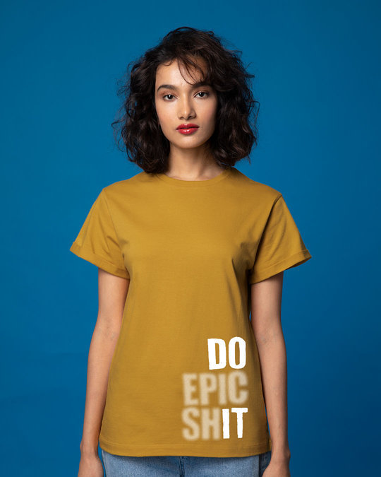 Shop Very Epic Boyfriend T-Shirt-Front