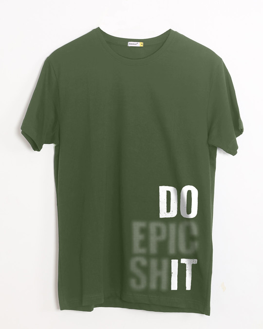 Shop Very Epic Half Sleeve T-Shirt-Front