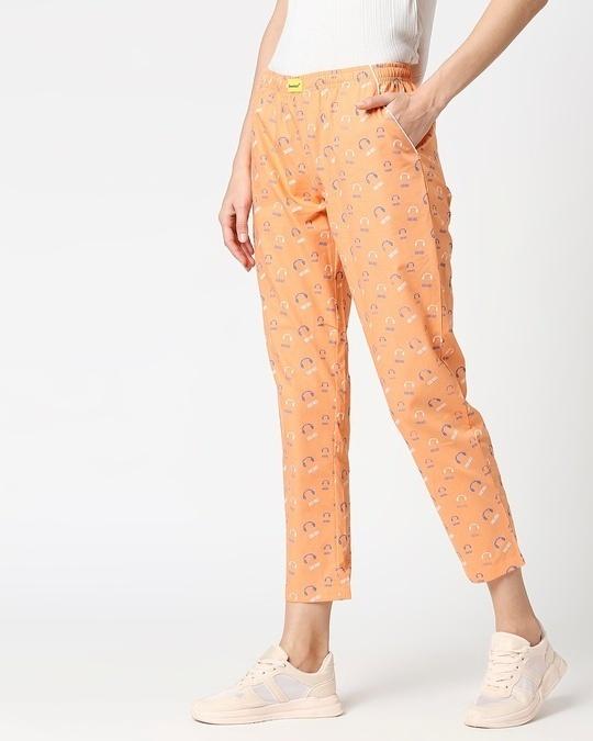Shop Orange Rush AOP Pyjama-Design