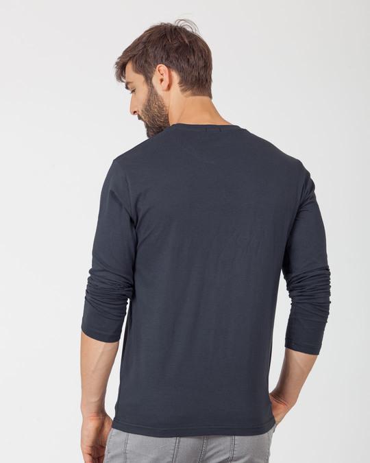 Shop Vintage Anchor Full Sleeve T-Shirt-Full